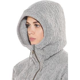 Bergans Skogfrue Abrigo Mujer, grey mel